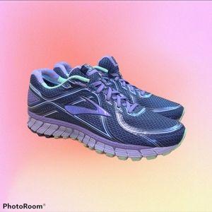 Brooks Adrenaline GTS16 Wmn Sz 9.5 Running Shoes